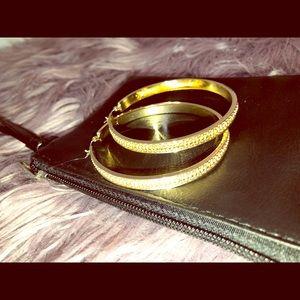 ❗️BOGO❗️ Gold Hoop Earrings